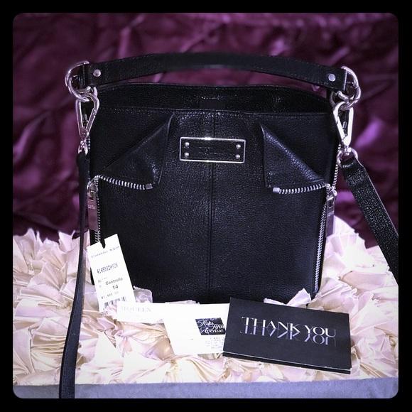 Alexander McQueen Handbags - 💯%authentic NWT Alexander McQueen blk Caviar bag
